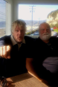 Gary Busey and Randy Roberts