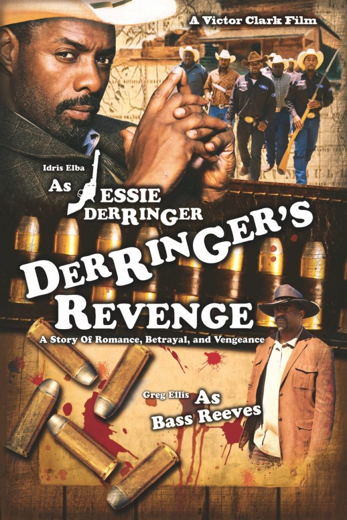 Derringer's Revenge one-sheet
